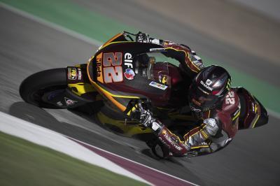 Moto2™:Lowes untermauert seine Dominanz mit dem Sieg in Doha