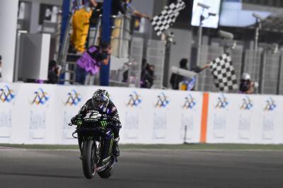 MotoGP™: Viñales triumphiert vor Zarco und Bagnaia
