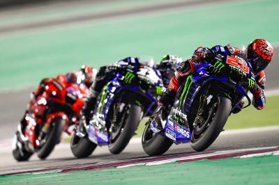 GRATIS: Das Beste vom Qatar GP in Superzeitlupe