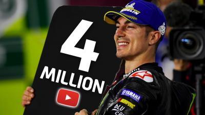 4 milioni di iscritti su Youtube!