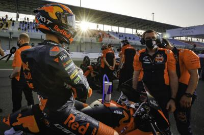 Masia on a mission: can Moto3™ hit back quick?