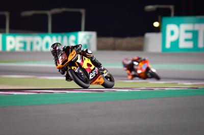 Can anyone catch Lowes at Losail?
