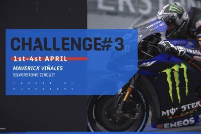 MotoGP™ eSport: Third Online Challenge is now LIVE