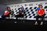 Press-Conference, Tissot Grand Prix of Doha