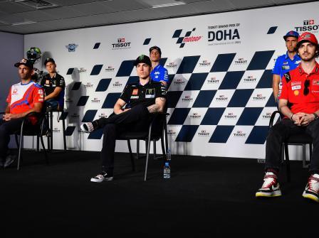 Off-Track, Tissot Grand Prix of Doha