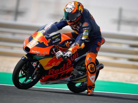 Moto3, Free Practice, TISSOT Grand Prix of Doha