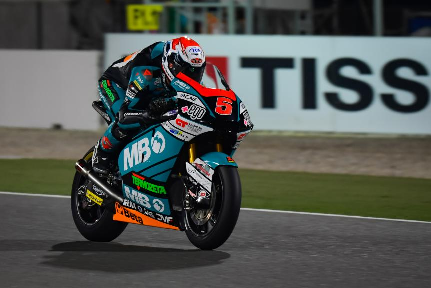 Yari Montella, MB Conveyors Speed Up, TISSOT Grand Prix of Doha
