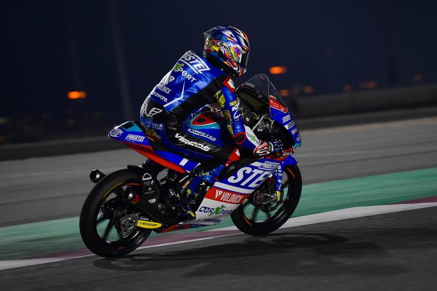 Ryusei Yamanaka, Carxpert Pruestelgp, TISSOT Grand Prix of Doha