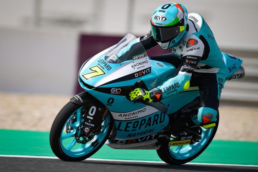 Dennis Foggia, Leopard Racing, TISSOT Grand Prix of Doha