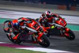 Tommaso Marcon, Lorenzo Baldassarri, MV Agusta Forward Racing, TISSOT Grand Prix of Doha