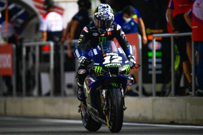 A step back for Viñales: Potential problem or strategy?