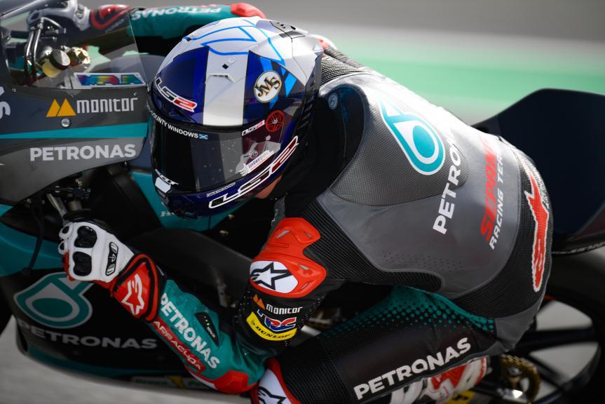 John Mcphee, Petronas Sprinta Racing, TISSOT Grand Prix of Doha