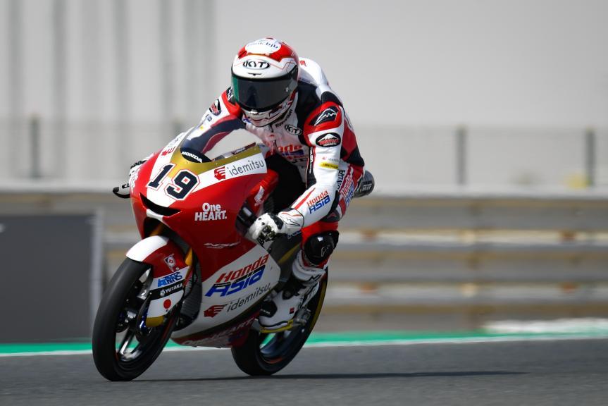 Andi Farid Izdihar, Honda Team Asia, TISSOT Grand Prix of Doha