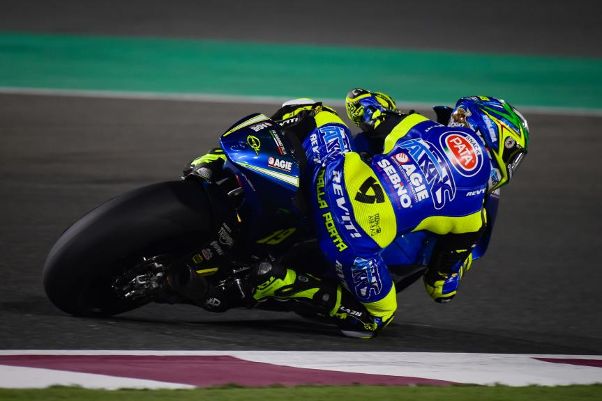 Lorenzo Dalla Porta, Italtrans Racing Team, TISSOT Grand Prix of Doha