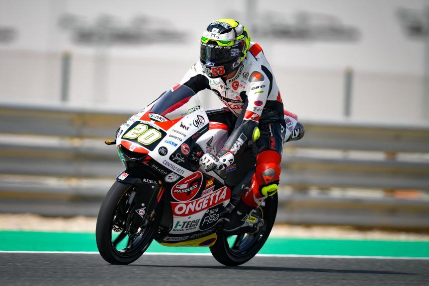 Lorenzo Fellon, Sic58 Squadra Corse, TISSOT Grand Prix of Doha