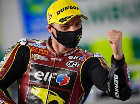 Elf Marc VDS Racing Team
