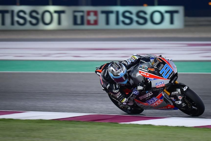 Marcel Schrotter, Liqui Moly Intact Gp, TISSOT Grand Prix of Doha