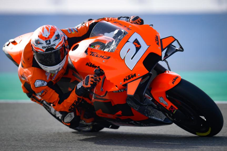 Iker Lecuona, Tech3 KTM Factory Racing, TISSOT Grand Prix of Doha