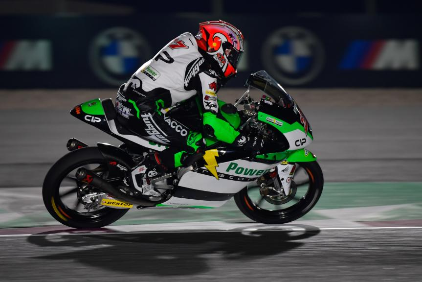 Kaito Toba, Cip Green Power, TISSOT Grand Prix of Doha