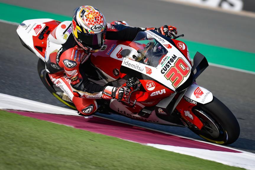 Takaaki Nakagami, LCR Honda, TISSOT Grand Prix of Doha