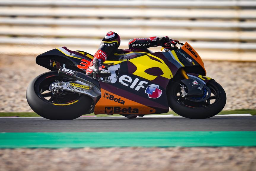 Augusto Fernandez, Elf Marc Vds Racing Team, TISSOT Grand Prix of Doha