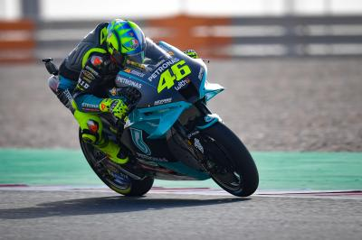 Rossi consistent, but not fast, as he misses out on top 10