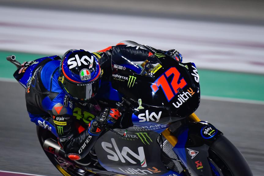 Marco Bezzecchi, Sky Racing Team VR46, TISSOT Grand Prix of Doha