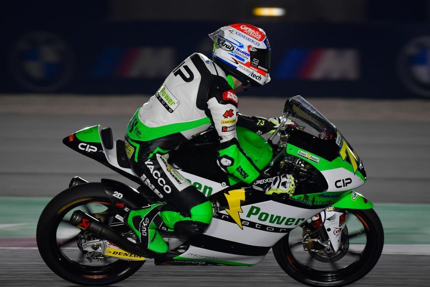 Maximilian Kofler, CIP Green Power, TISSOT Grand Prix of Doha