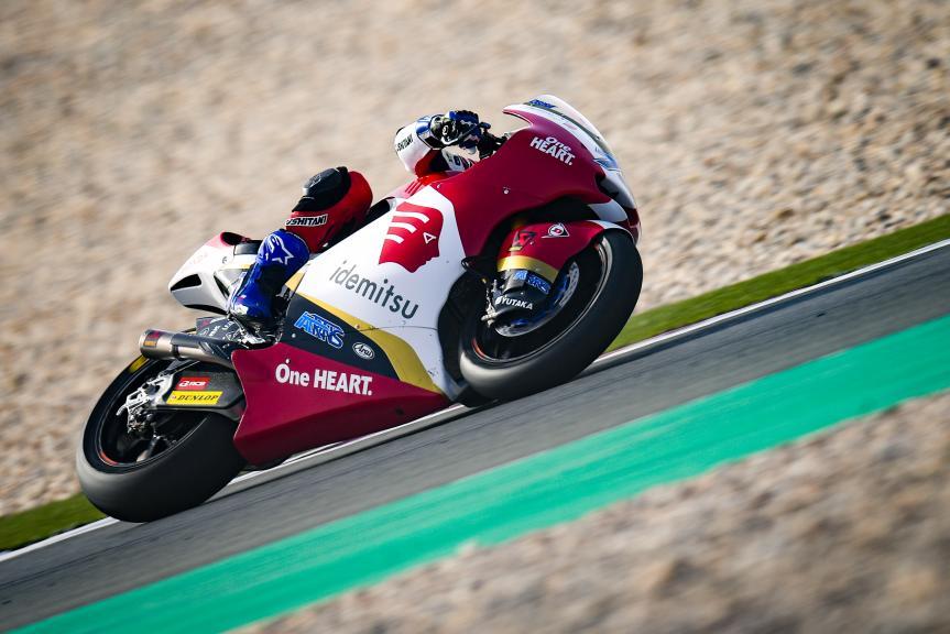 Ai Ogura, Idemitsu Honda Team Asia, TISSOT Grand Prix of Doha