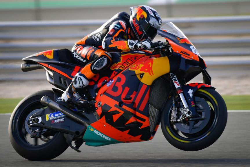 Miguel Oliveira, Red Bull KTM Factory Racing, TISSOT Grand Prix of Doha
