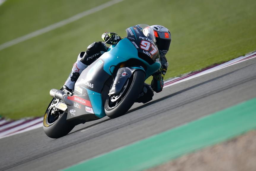 Xavi Vierge, Petronas Sprinta Racing, TISSOT Grand Prix of Doha