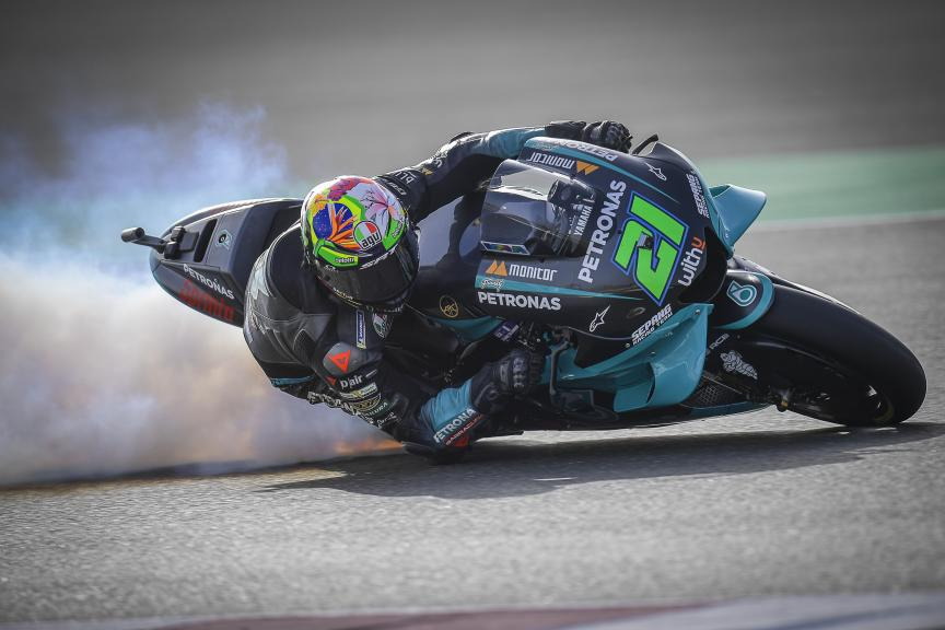 Franco Morbidelli, Petronas Yamaha STR, TISSOT Grand Prix of Doha