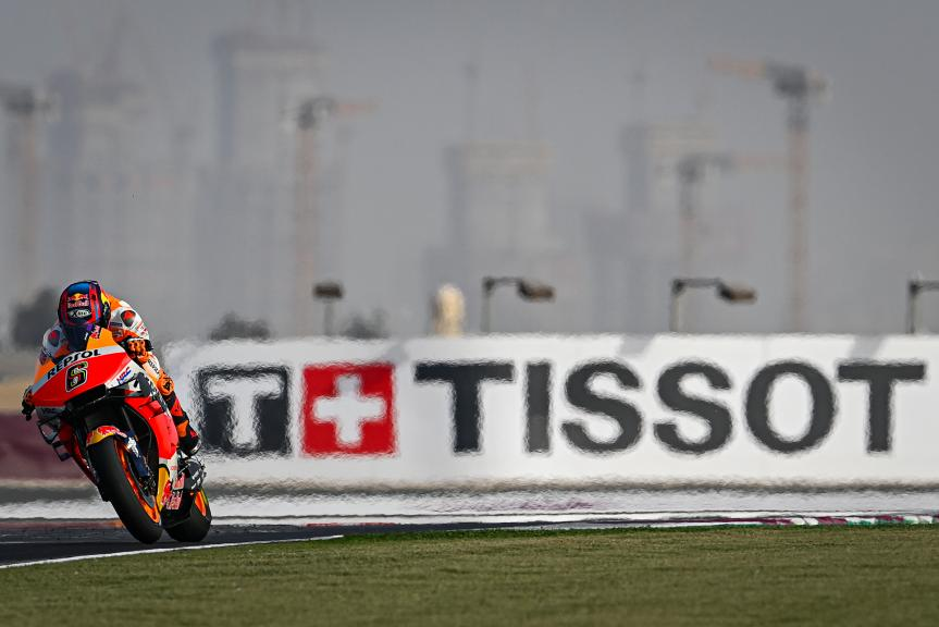 Stefan Bradl, Honda Test Team, TISSOT Grand Prix of Doha