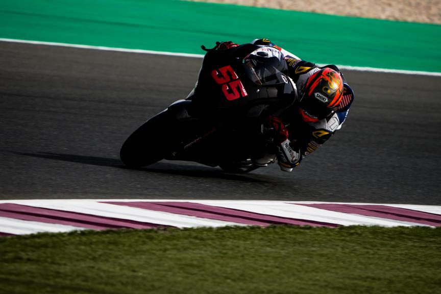 Hafizh Syahrin, NTS RW Racing GP, M2/M3 Qatar Test