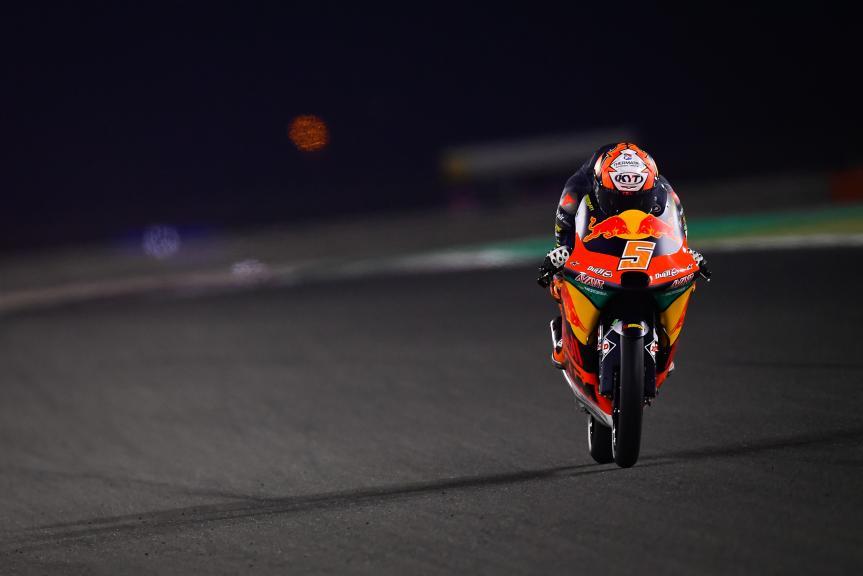 Jaume Masia, Red Bull KTM Ajo, TISSOT Grand Prix of Doha