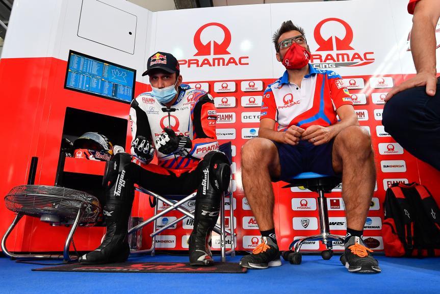 Johann Zarco, Pramac Racing, TISSOT Grand Prix of Doha