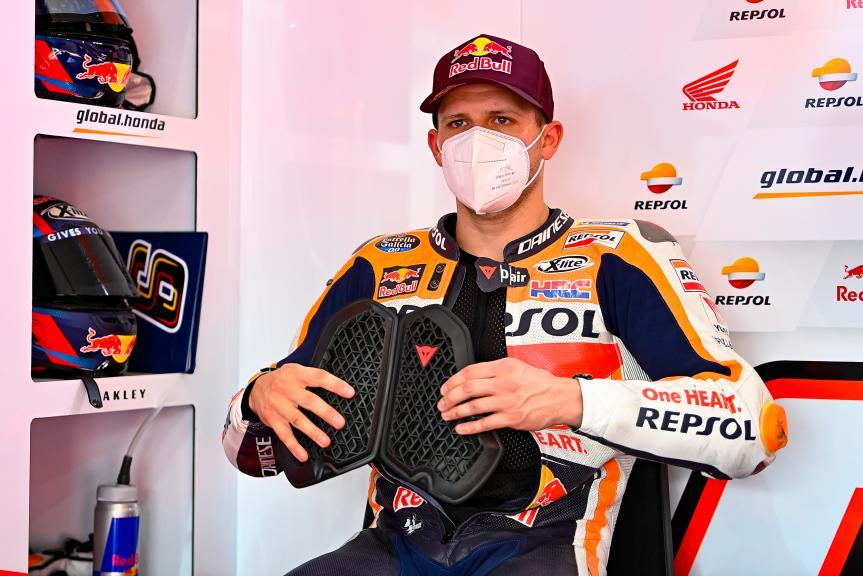 Stefan Bradl, Honda Test Team, TISSOT Grand Prix of Doha