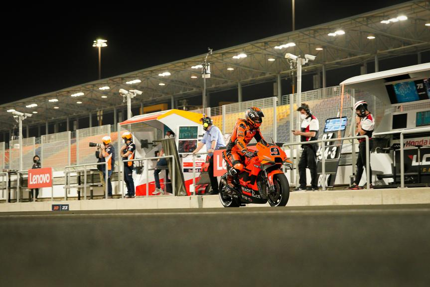 Danilo Petrucci, Tech3 KTM Factory Racing, TISSOT Grand Prix of Doha