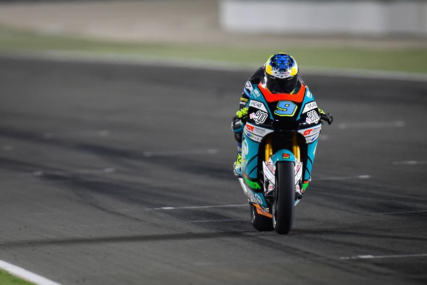 Jorge Navarro, MB Conveyors Speed Up, TISSOT Grand Prix of Doha
