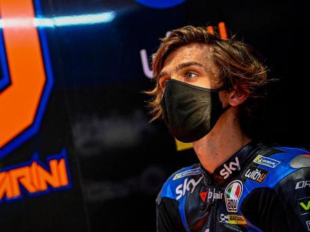 Luca Marini, Sky VR46 Avintia