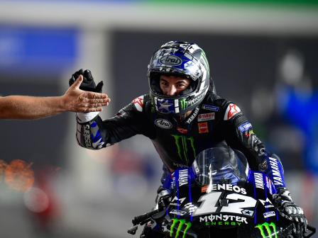 Maverick Viñales, Monster Energy Yamaha MotoG