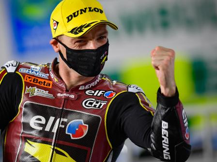 Sam Lowes, Elf Marc Vds Racing Team