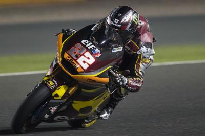 Lowes fends off Gardner for back-to-back Losail poles