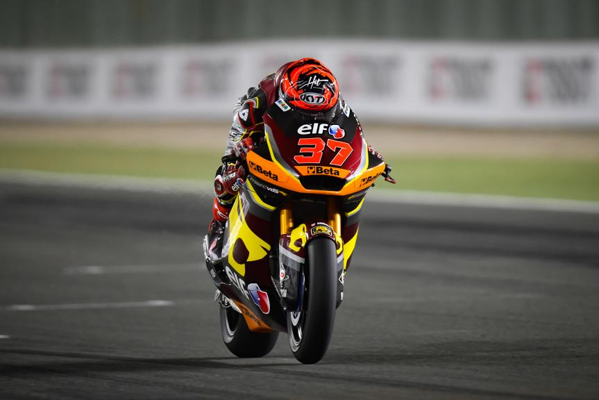 Augusto Fernandez, Elf Marc Vds Racing Team, TISSOT Grand Prix of Doha
