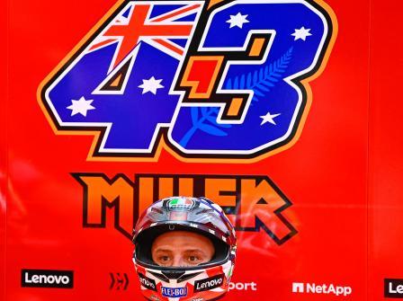 Jack Miller, Ducati Lenovo Team