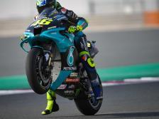 Valentino Rossi, Petronas Yamaha