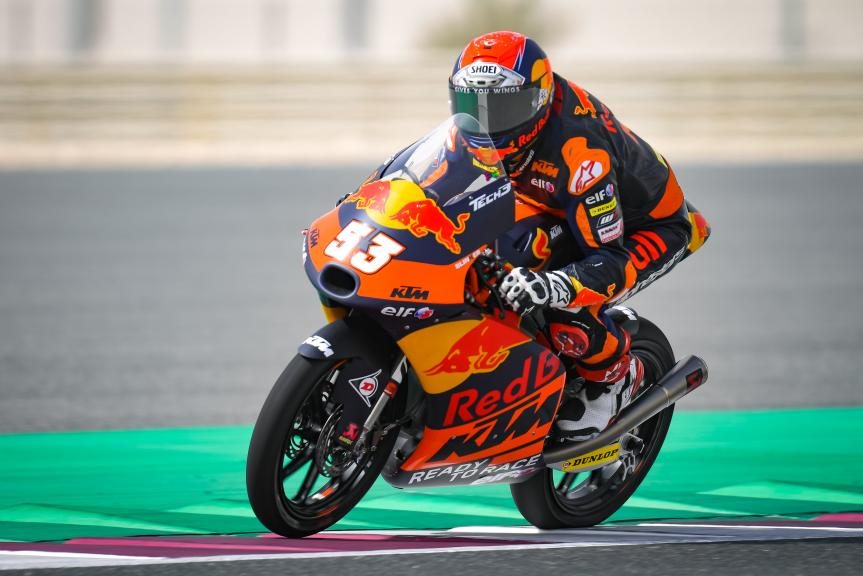 Deniz Oncu, Red Bull KTM Tech 3, TISSOT Grand Prix of Doha
