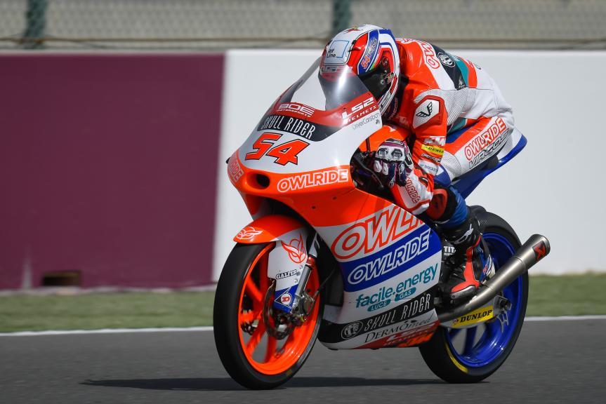 Riccardo Rossi, BOE Owlride, TISSOT Grand Prix of Doha