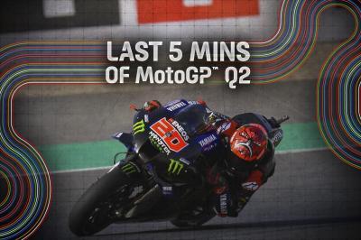 GRATIS: El sprint final de la Q2 del GP TISSOT de Doha
