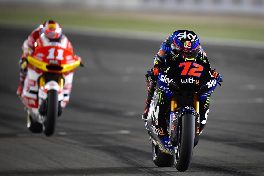Marco Bezzecchi, Sky Racing Team VR46, TISSOT Grand Prix of Doha